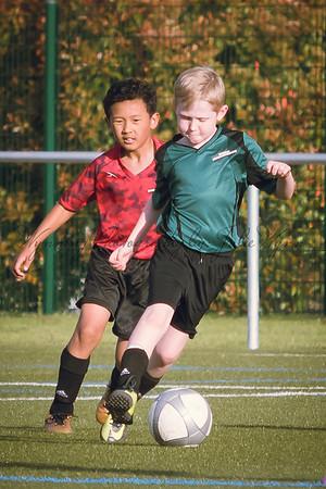 Soccer - Minor - Spring 2018