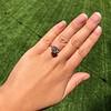 3.30ct Vintage Asscher Cit Diamond GIA J VS1 24