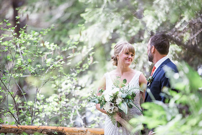 Cassie + Steve | Married in Leavenworth