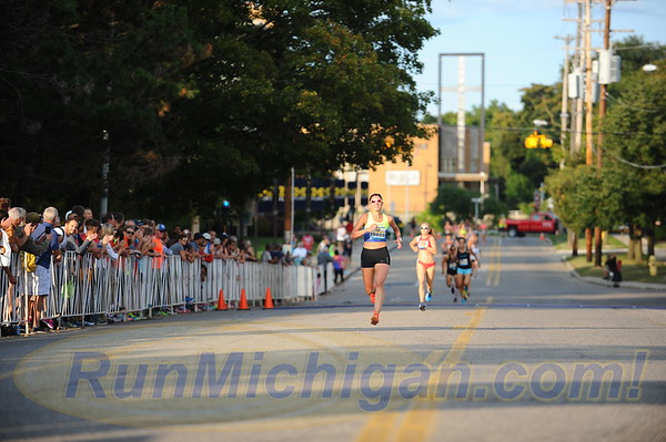 USATF Masters' Women's Mile Finish - 2017 Crim Michigan Mile
