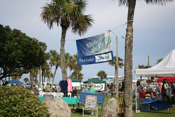 Flager Beach's First Fridays