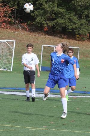 Boys' JV2 Soccer vs. New Hampton School | November 4