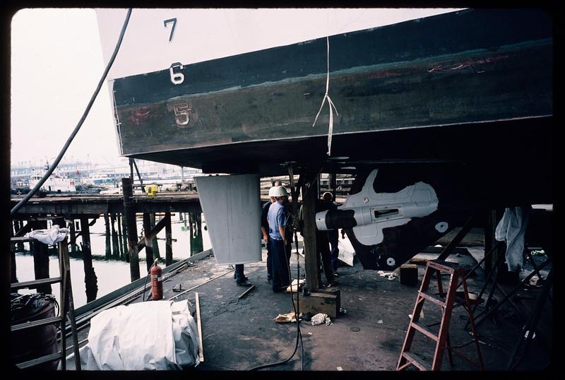 Al Larson Boat Shop, San Pedro, 2004