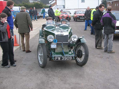 Cotswold Clouds - 2006:- Start