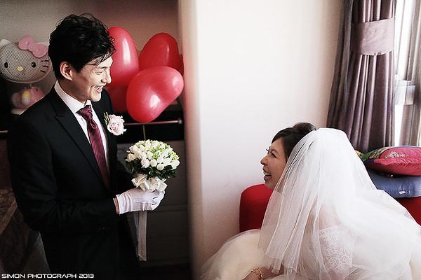 Wedding~宜羚&紀偉(結婚)