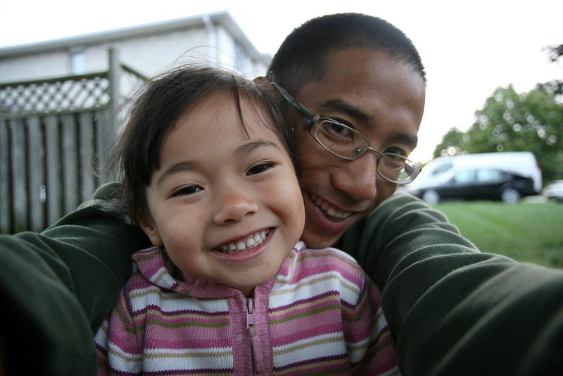 2013-Sept: Josee's 1st school day