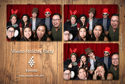 2017 Vivino Holiday Party