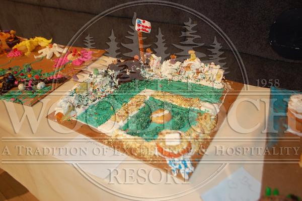 April 7 - Cupcake Wars