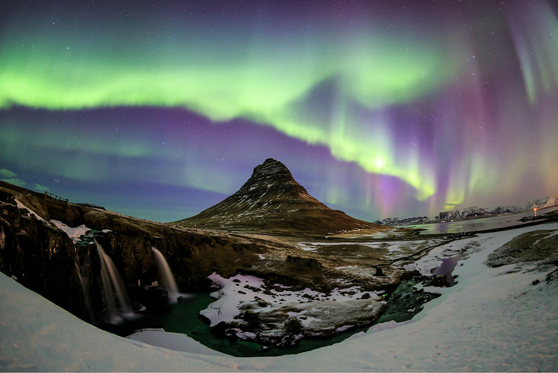 Best Time to Visit Iceland - Northern Lights in Iceland