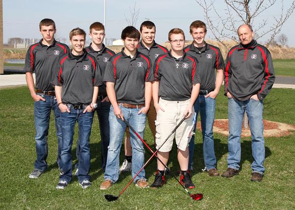 SN Boys Golf 2014