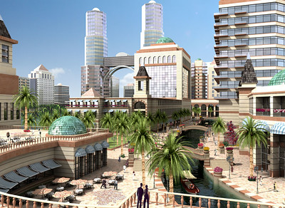 Tunis Marina Project
