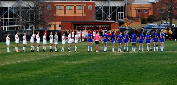 Girls Varsity-vs-North Oconee (02/14)