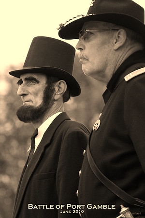 Battle of Port Gamble 2010 (Lincoln - favorites)