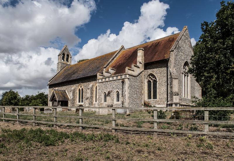 Langham, St. Mary the Virgin