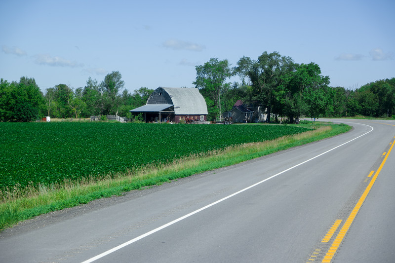 Minnesota Barn, US-71