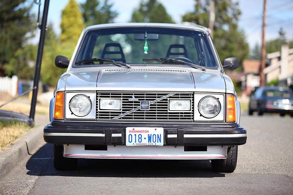 1978 Volvo GT