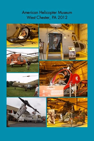 PA, West Chester - American Helicopter Museum