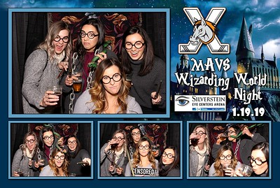 KC Mavericks World Of Wizarding Night