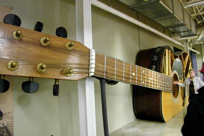 2012 Jan-  Martin Guitar Tour