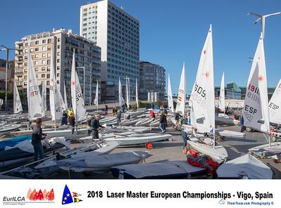 2018 Laser Master Europeans