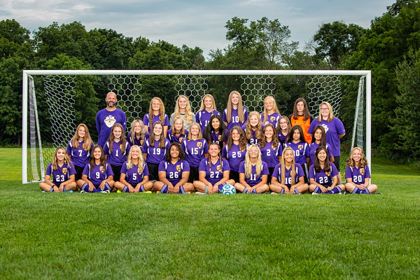 Girls Soccer Team 2019