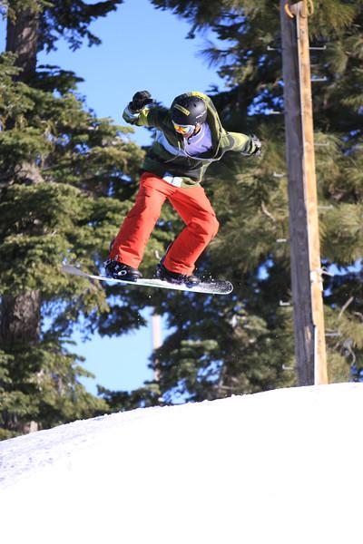 Mt High resort  2010-2011