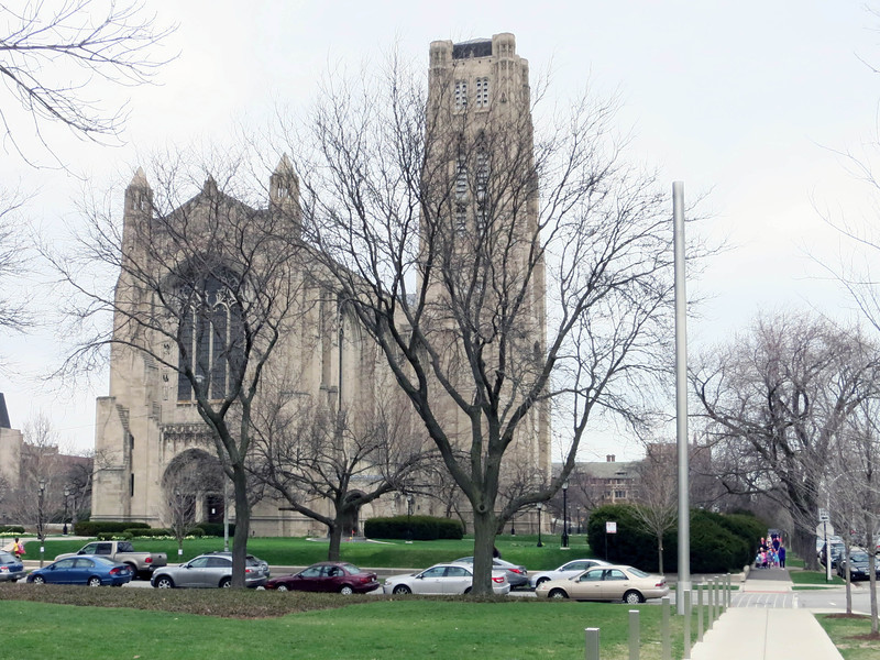 11-Rockefeller Chapel, 59th and Woodlawn