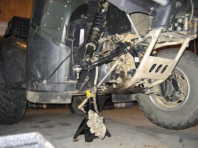 Rollover Repair - 9-27-06