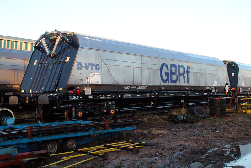 Brand New IIA 83706955341-5 at WH Davis on 15/12/12 in readiness for delivery on (20/12/12).
