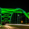 superball bridge light in green