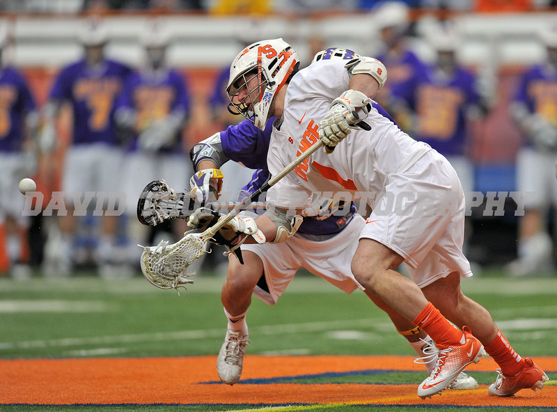 Syracuse vs U Albany Men's Lacrosse 2012