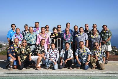 6-11-2017 Omega Sigma Tau UCLA Reunion @ Tanaka's Rancho Palos Verdes, CA
