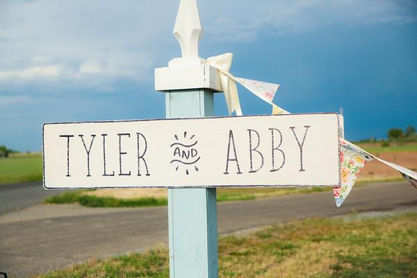 Tyler & Abby 27 June