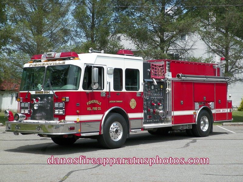 FISHERVILLE FIRE CO.