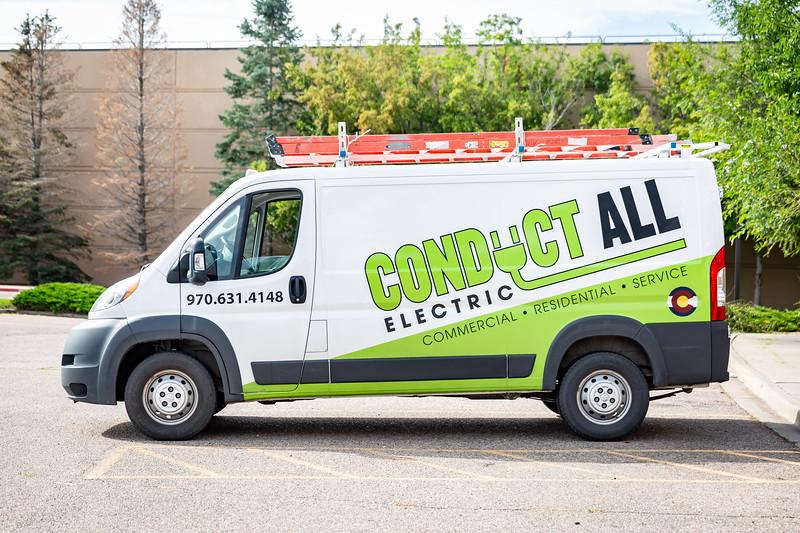 Conduct ALL Lighting