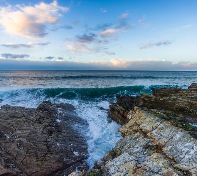 La ola #Ribadeo #Galicia #Spain
