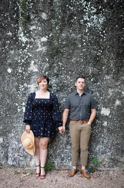 Teresa & Zach Engagement