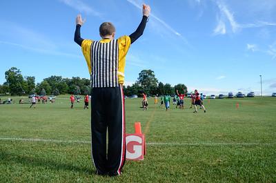 2015-09-12 - Hilltop Sports Flag Football