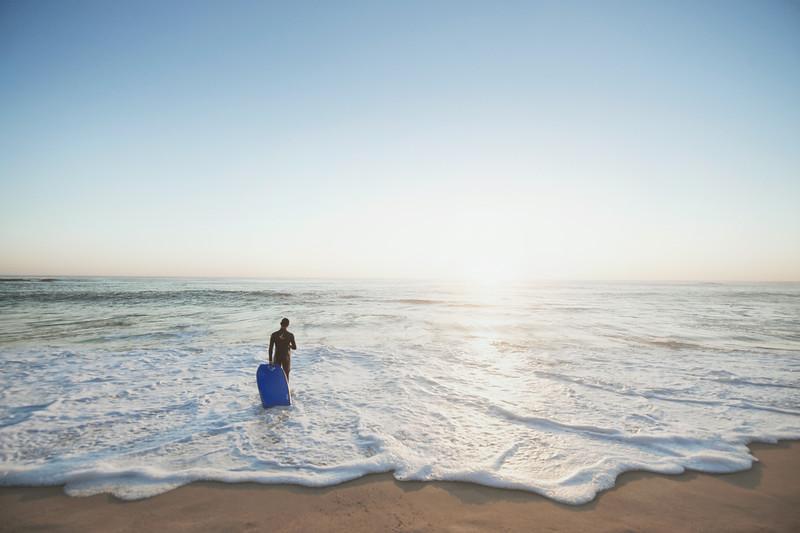 La Jolla Beach Shore Break