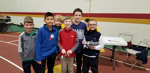 Lego Robotics 2018
