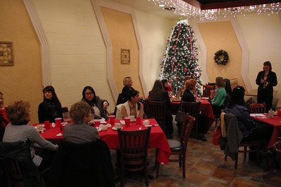 Tamaqua Area Women in Business Luncheon, La Dolce Casa, Tamaqua (1-24-2013)
