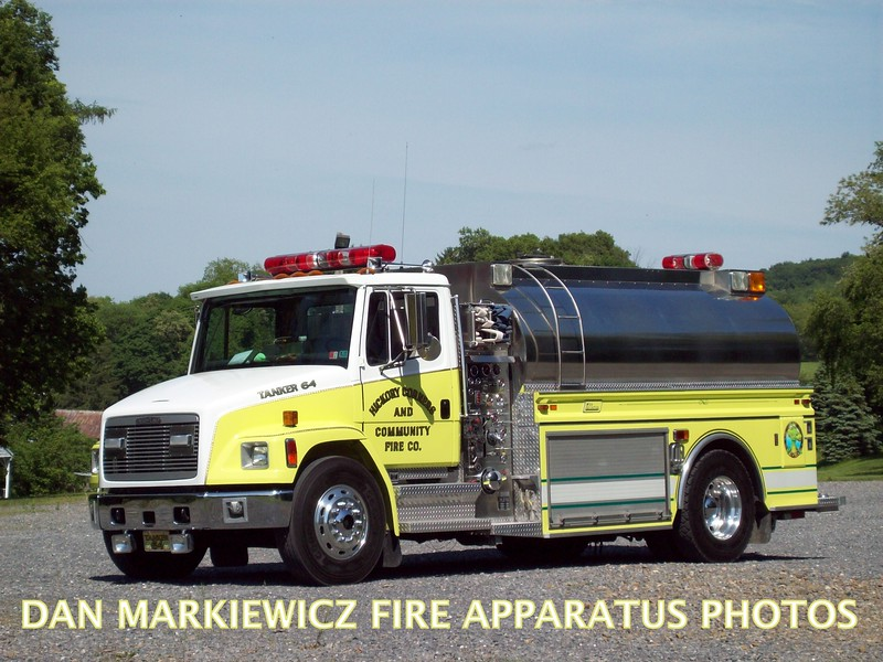 HICKORY CORNERS & COMMUNITY FIRE CO.