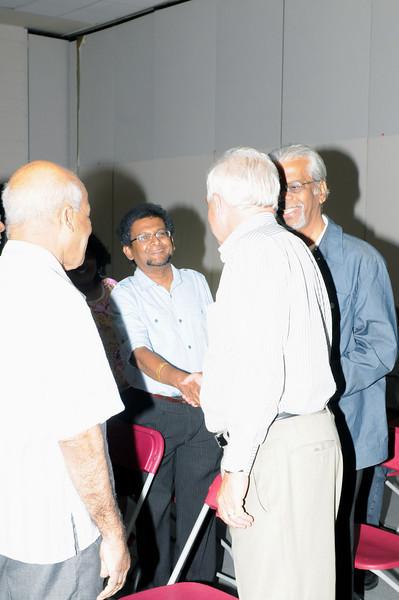 Markham Tamil Association town hall with MP- John McCallum