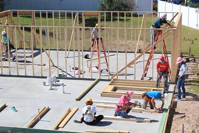 Construction Volunteers: 3-10-2021