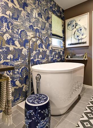 Turnstyle Interior Design | Lieve Saether: Master Bath
