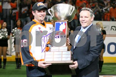 5/17/2008 - NLL Champions Cup - Portland Lumberjax vs. Buffalo Bandits - HSBC Center, Buffalo, NY