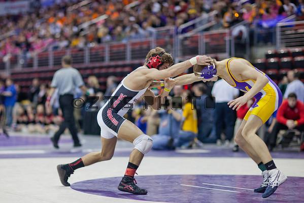 2012 Iowa High School State Wrestling