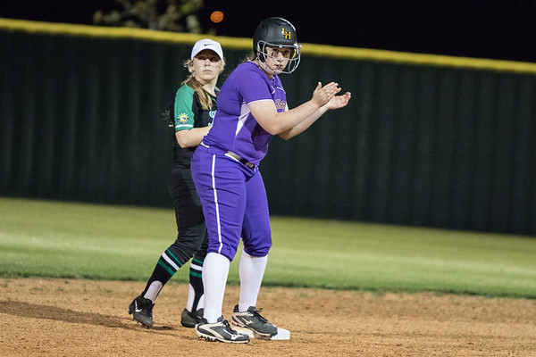 2017-03-10 - Softball at Burnet