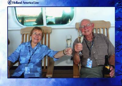 35-Day Ryndam Cruise--Part 1