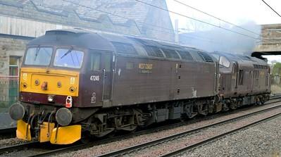 West Coast Railways (WCRC), 2014